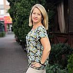 Блуза бирюзовая  из натурального хлопка Бл 007 цвет 4, фото 2