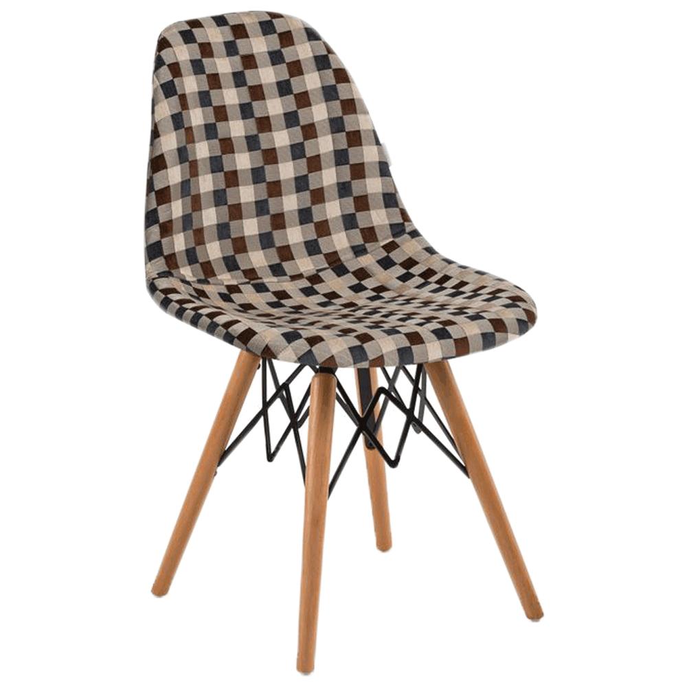Стул Tilia Eos-V сиденье с тканью, ножки буковые ARTNUVO 46904 - V5