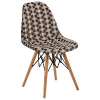Стул Tilia Eos-V сиденье с тканью, ножки буковые ARTNUVO 46904 - V5, фото 1