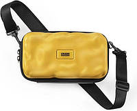 Дорожная косметичка Icon Mini желтая Crash Baggage