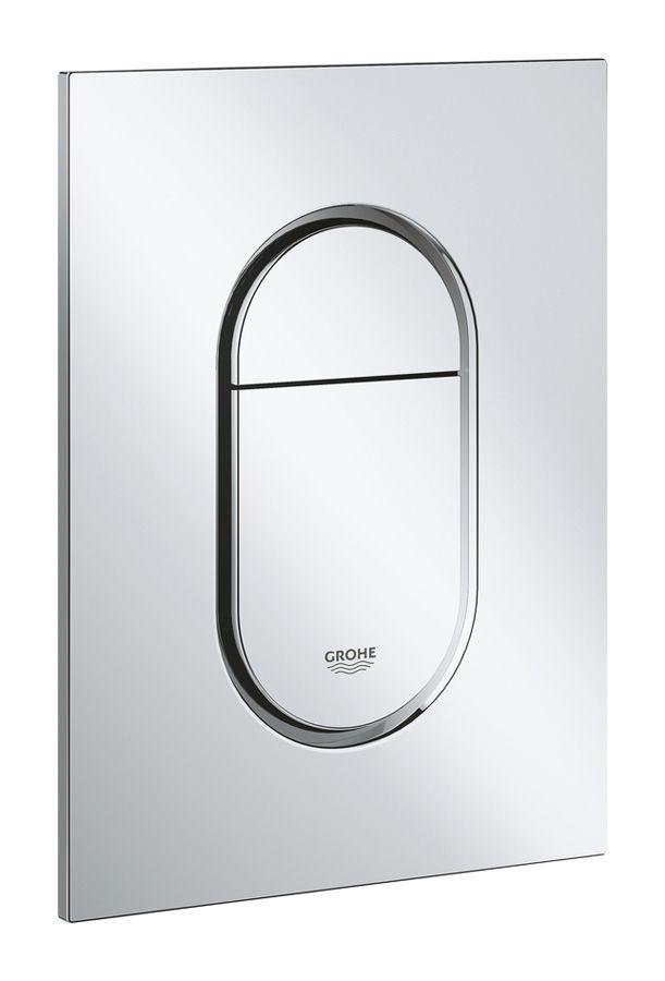 ARENA Cosmopolitan S панель смыва с 2-мя режимами смыва, хром