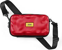 Дорожная косметичка Icon Mini красная Crash Baggage