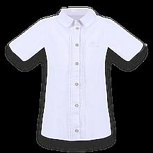 Школьная блузка для девочки Школьная форма для девочек PINETTI Италия 817189