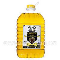 """Оливковое масло """"Creta Drop"""" Pomace ПЭТ 5 л, Греция"""