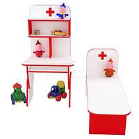 Детская игровая стенка Больница, фото 1
