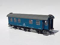 Roco 46335 3х осный вагон для перевозки рабочих строительного поезда, эпоха DB, масштаба 1/87, Н0