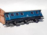 Roco 46335 3х осный вагон для перевозки рабочих строительного поезда, эпоха DB, масштаба 1/87, Н0, фото 2