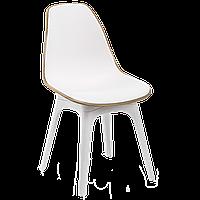 Стілець Tilia Eos біла слонова кістка - колір кави, фото 1