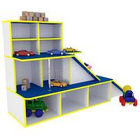 Детская игровая зона Автосалон для детских садиков, фото 1