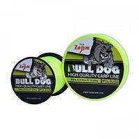 Леска Carp Zoom Bull-Dog Fluo Carp Line 1000m 0.25mm,PT 8.80kg