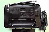 Радиоприёмник всеволновой RX-606AC FM(УКВ), TV, AM, SW1, SW2., фото 5