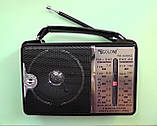 Радиоприёмник всеволновой RX-606AC FM(УКВ), TV, AM, SW1, SW2., фото 2