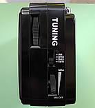 Радиоприёмник всеволновой RX-606AC FM(УКВ), TV, AM, SW1, SW2., фото 4