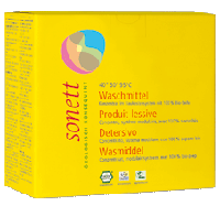 Sonett органический стиральный порошок (концентрат), 2,4 кг