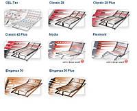 Ортопедические основания и матрасы фирмы SCHLARAFFIA — эксклюзивный комфорт сна, решетки, каркасы Classic 28