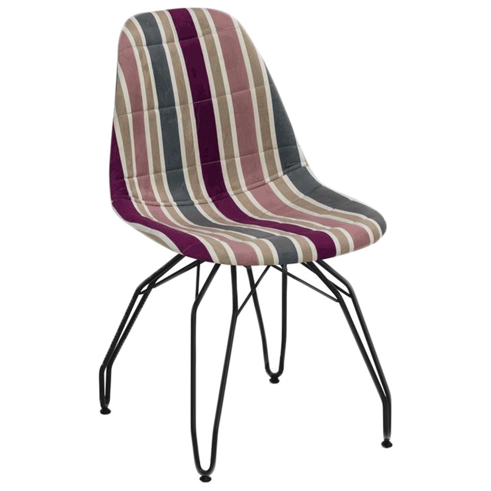 Стул Tilia Eos-M сиденье с тканью, ножки металлические крашеные ARTCLASS 903