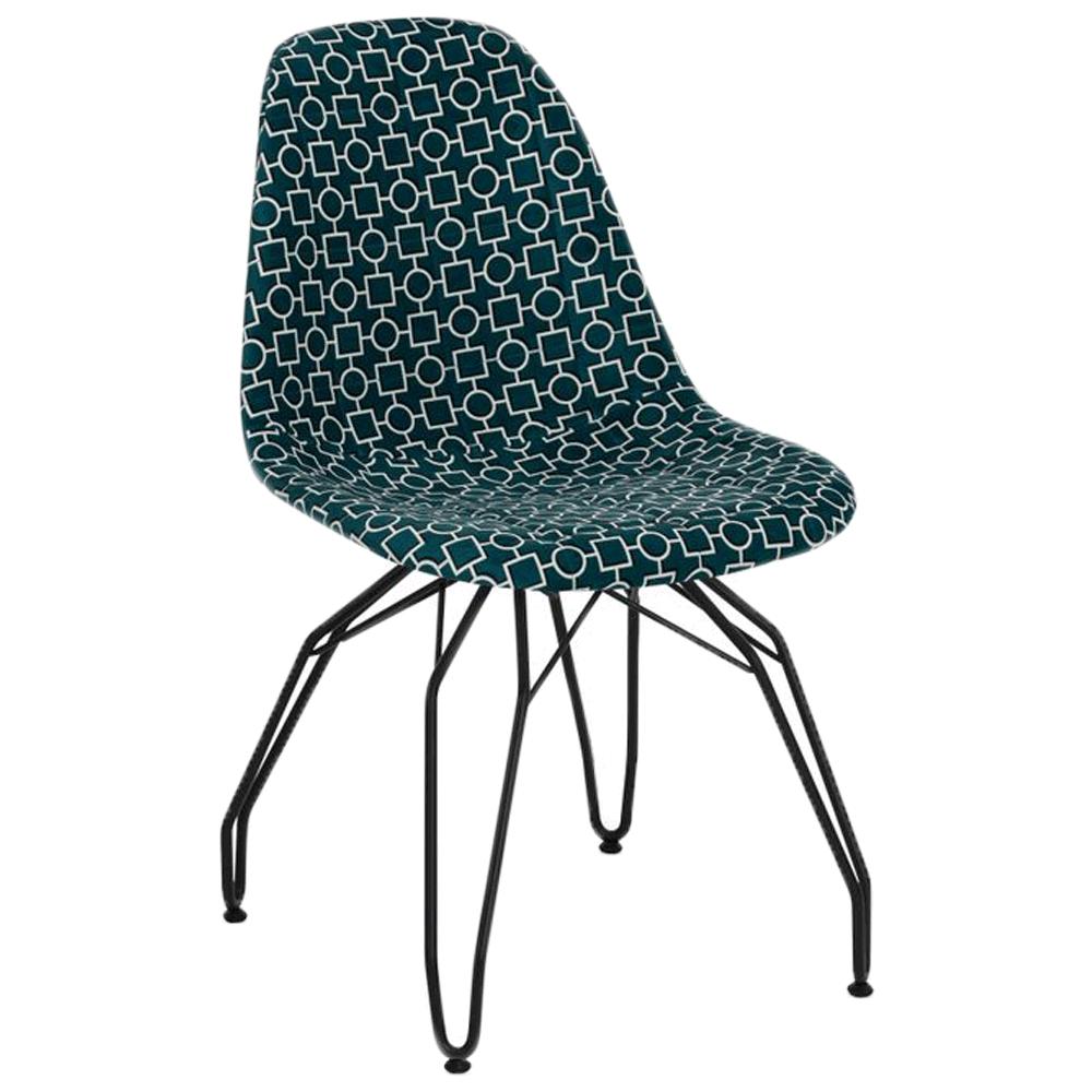 Стул Tilia Eos-M сиденье с тканью, ножки металлические крашеные ARTCLASS 808