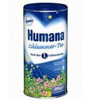 Чай cладкие сны хумана humana