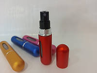Флакон емкость атомайзер для духов (красный, синий, золотой, розовый, черный)