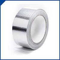 Скотч алюминиевый VOREL 48мм х 50м (68826)