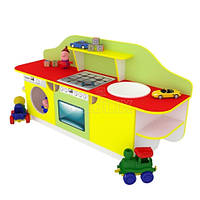 Детская игровая кухня Золушка для садиков, фото 1