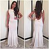 Макси платье  с открытой спиной (разные цвета), фото 3