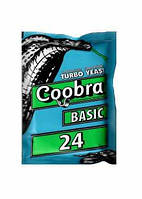 Cухие турбо дрожжи Coobra Basic 24 (Срок годности - до 2022 года)