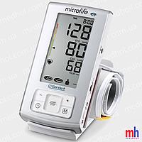 Тонометр Microlife BP A6 PC, автомат, 2 блока памяти, датчики аритмии и движения. Швейцария, фото 1