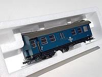 Roco H0 44309A 3х осный вагон строительного поезда, эпоха DB, масштаба 1/87, Н0