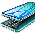TPU чехол Epic Transparent 1,0mm для Xiaomi Redmi 9, фото 3
