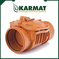 Клапан обратный KARMAT (ZB 200) 110мм