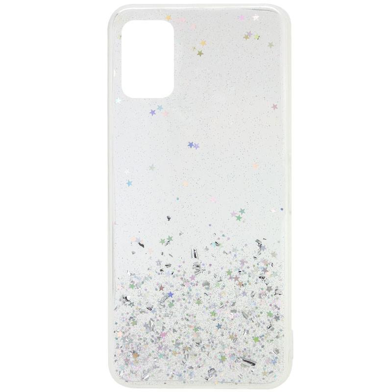 TPU чехол Star Glitter для Samsung Galaxy A31