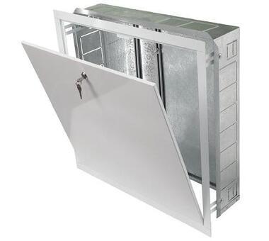 Шкаф коллекторный встраиваемый ШКВ-05 (965х675х120мм)