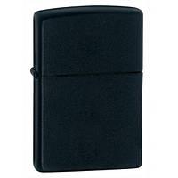 Запальничка Зиппо - Zippo Classic покриття Black Matte
