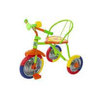"""Велосипед трехколесный """"Trike"""" зеленый T-317"""