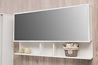 Зеркальный шкафчик  FANCY MARBLE MC-Butterfly 2 600х646х125