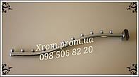 Флейта торговая (кронштейн на перемычку пристенную) овальная