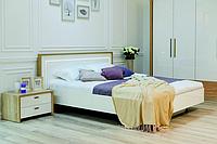 Кровать Embawood Верона  Дуб сономо белая 180х200