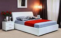 Кровать Embawood Амур подъемный механизм Белая 160