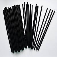 Палички для кейк-попсов (чорні), 50 шт.
