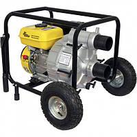 Бензиновая мотопомпа Кентавр КБМ80ГКР для грязной воды new (60 м³/час, 80 мм)