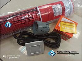 Нагревающий кабель в мате тонкий  FLEX EHM -15 м.кв 2625 вт Серия  Terneo S (Спец Цена )