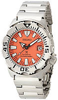 Мужские часы Seiko SBDC023 - 6R15 Orange Monster Automatic
