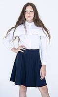 Школьная Рубашка с воланами Lukas
