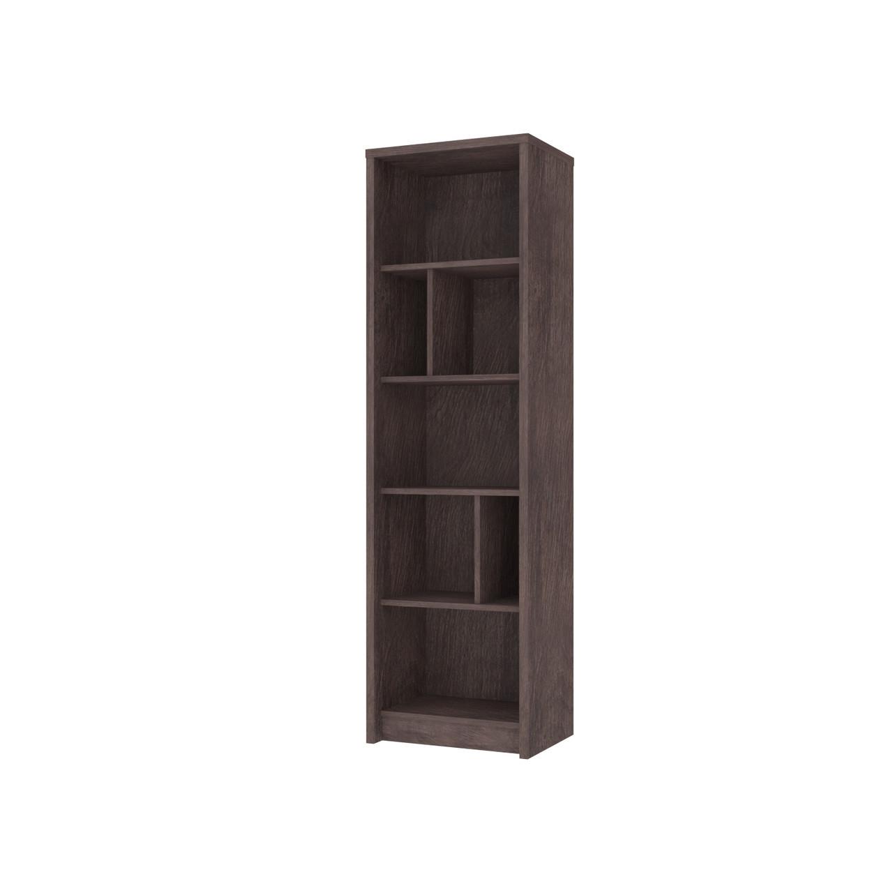 Шкаф книжный Intarsio Virgo C 56х41х190 см