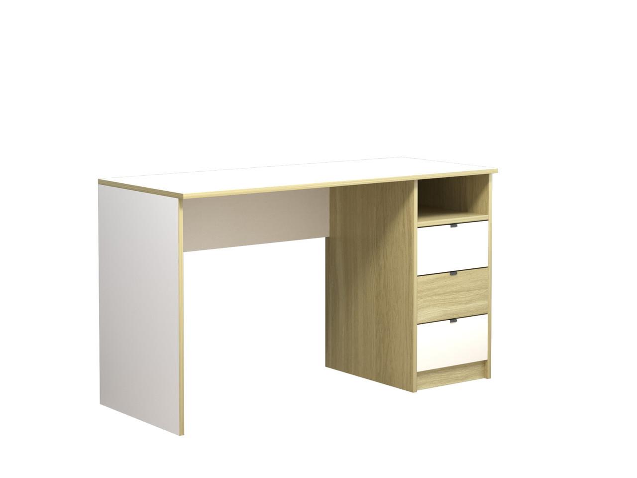 Стол компьютерный Intarsio Sigma справа