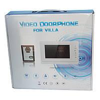 Домофон с V80P-M1 Memory Card + ПОДАРОК:Нескользящий коврик для телефона. Размер 11*9 см
