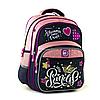 Рюкзак школьный YES S-37 Little Princess сине-розовый (558166)