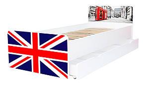 Кровать Viorina-Deko Beverly (Беверли) С ящиком