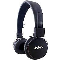 Bluetooth Наушники MDR NIA X2 + BT + ПОДАРОК:Нескользящий коврик для телефона. Размер 11*9 см